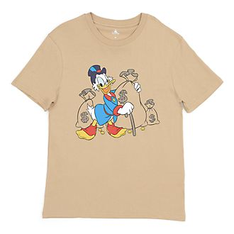 Disney Store Scrooge T-Shirt For Adults