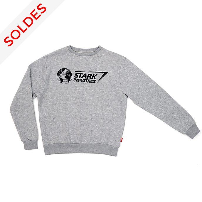 Disney Store Sweatshirt Stark Industries pour adultes, Iron Man