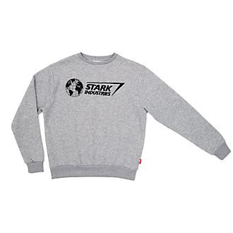 Disney Store Sweatshirt Stark Industries pour adultes, Iron Man