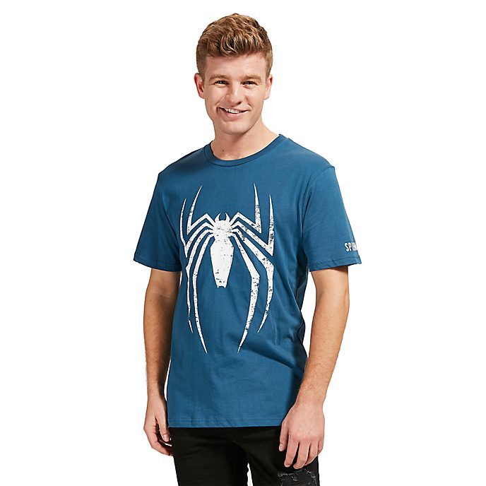 Disney Store Spider-Man T-Shirt For Adults