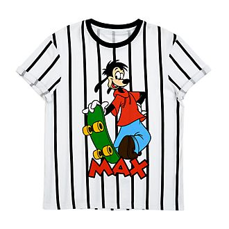 Disney Store Max Goof T-Shirt For Adults