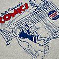Disney Store T-shirt Donald pour adultes
