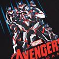 Camiseta Vengadores: Endgame para adultos, Disney Store