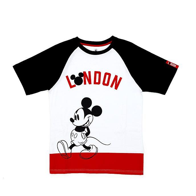Maglietta adulti Topolino Londra Disney Store
