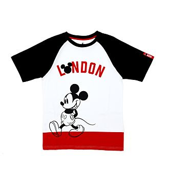 Disney Store T-shirt Mickey Londres pour adultes