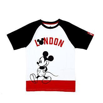Disney Store - Micky Maus - London T-Shirt für Erwachsene
