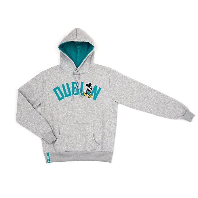 Disney Store Sweatshirt à capuche Mickey Dublin pour adultes