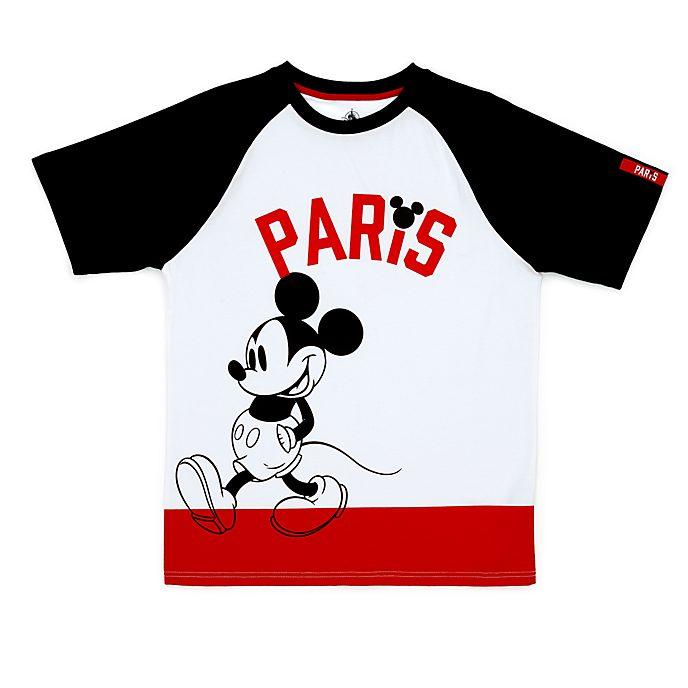 Disney Store T-shirt Mickey Paris pour adultes