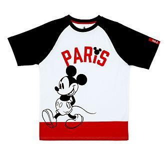 Camiseta Paris Mickey Mouse para adultos, Disney Store