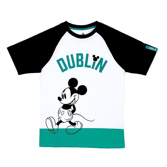 Maglietta adulti Topolino Dublino Disney Store