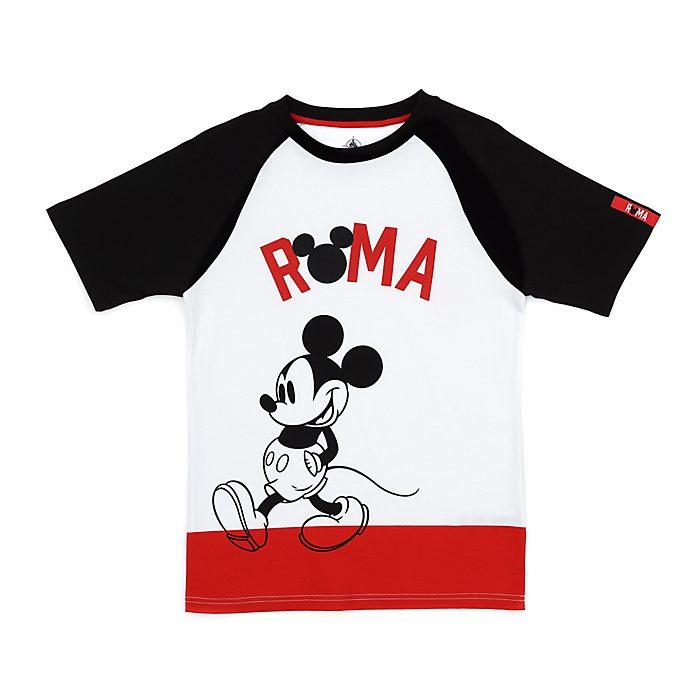 Maglietta adulti Topolino Roma Disney Store