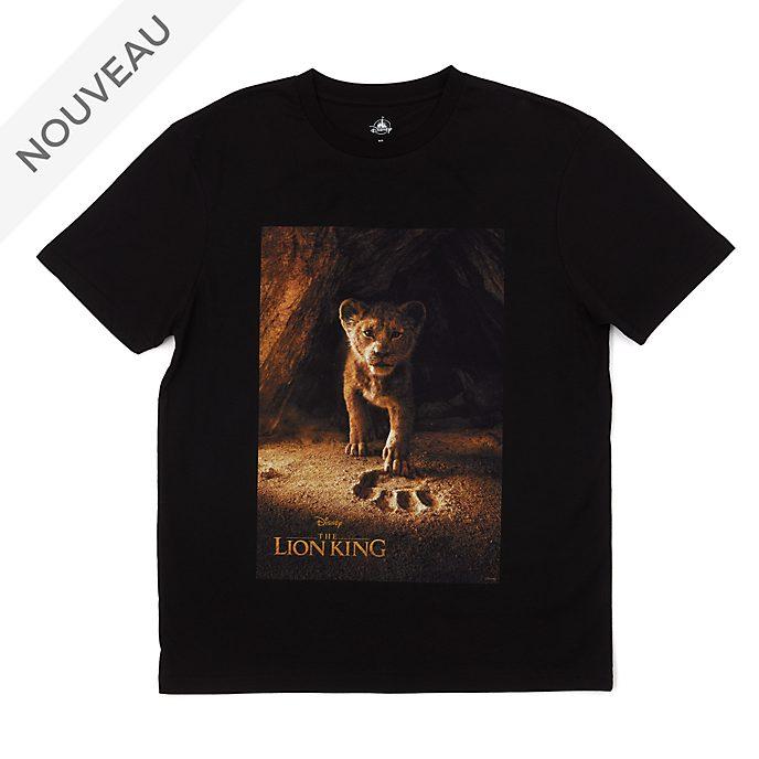 Disney Store T-shirt Le Roi Lion pour adultes