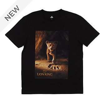 Disney Store The Lion King T-Shirt For Adults