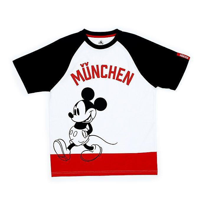Maglietta adulti Topolino Monaco di Baviera Disney Store
