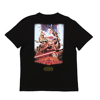 Disney Store T-shirt Star Wars : L'Ascension de Skywalker pour adultes