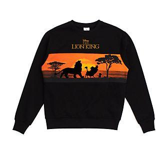 Disney Store Sweatshirt Le Roi Lion pour adultes