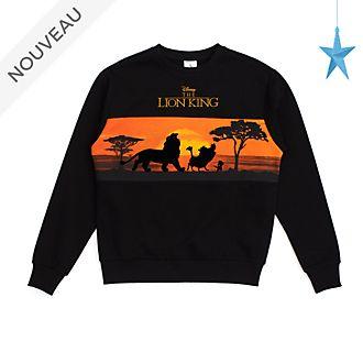 Disney Store Sweatshirt à capuche Le Roi Lion pour adultes