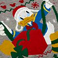 Disney Store - Share the Magic - Donald Duck - Weihnachtspullover für Erwachsene