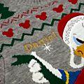 Jersey navideño adultos Pato Donald, Comparte la magia, Disney Store