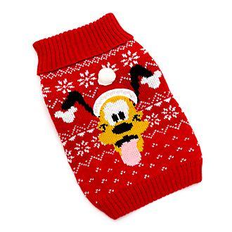 Sudadera navideña para mascotas Pluto, Comparte la magia, Disney Store