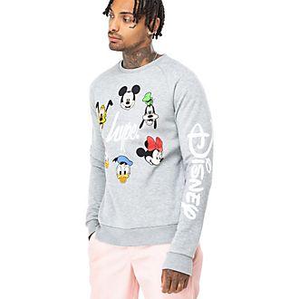 Hype - Gesichter - Sweatshirt für Herren
