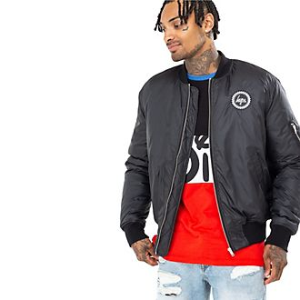 Hype Mickey Mouse Bomber Jacket For Adults