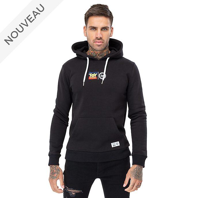 Hype Sweatshirt à capuche Andy Toy Story pour adultes
