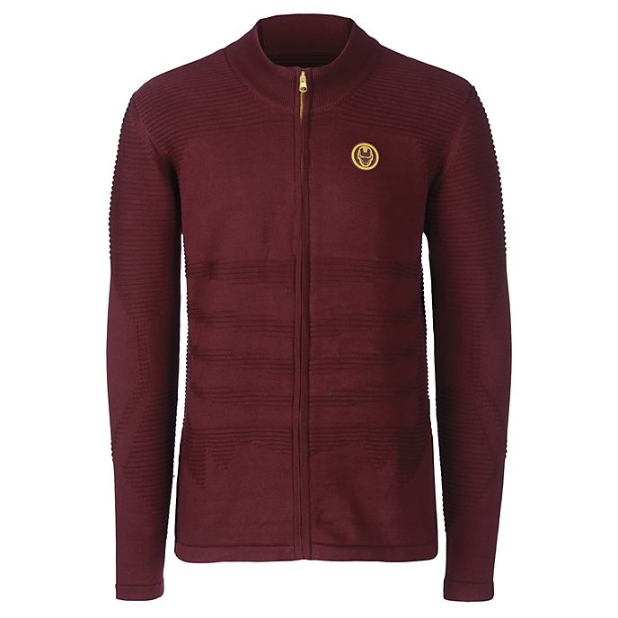 Musterbrand Iron Man Adults' Cardigan