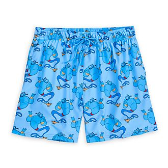 Disney Store Short de bain Le Génie pour adultes, collection Oh My Disney