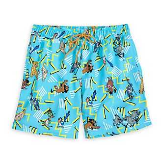 Disney Store Short de bain Le Roi Lion pour adultes, collection Oh My Disney