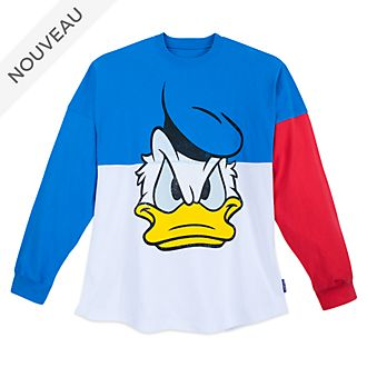 Disney Store Sweat Spirit Jersey Donald Duck pour adultes