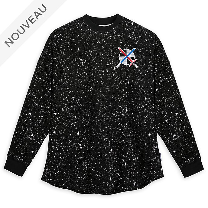 Disney Store Sweatshirt Star Wars : L'Ascension de Skywalker Spirit Jersey pour adultes