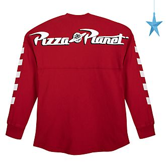 Disney Store Pizza Planet Spirit Jersey For Adults, Toy Story