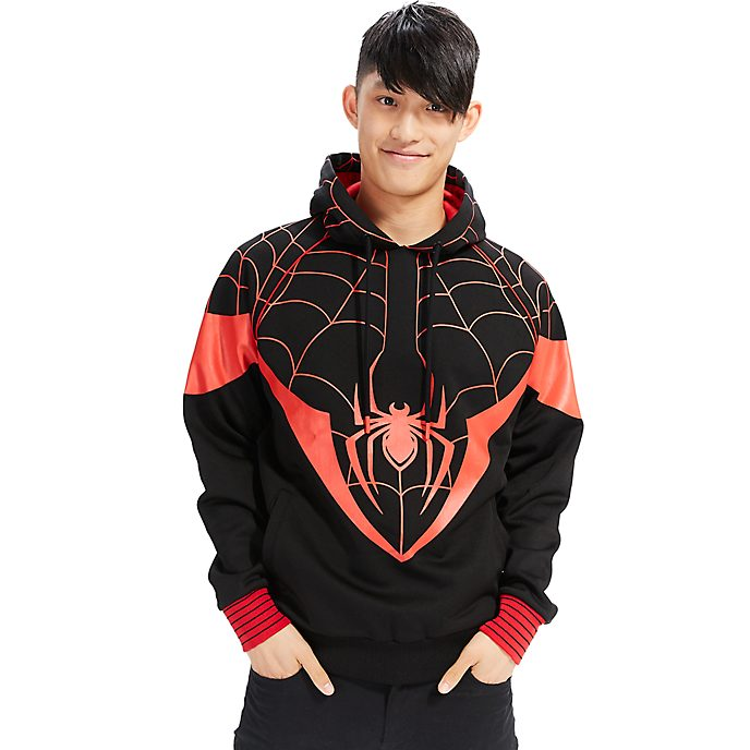Spider-Man: Into the Spider-Verse Hooded Sweatshirt For Adults
