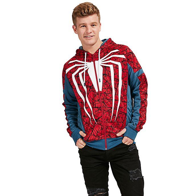 Disney Store Sweatshirt Spider-Man à capuche pour adultes