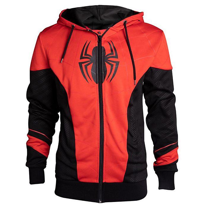 Felpa adulti con cappuccio Spider-Man