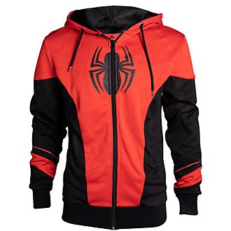 Spider-Man Hooded Sweatshirt For Adults