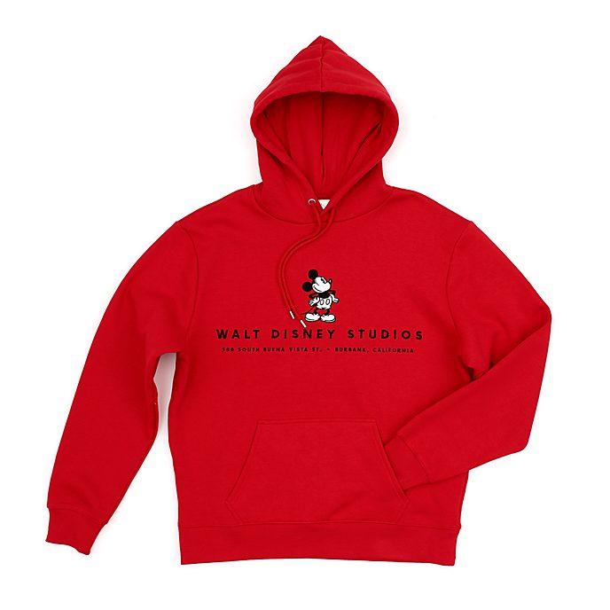 Disney Store Sweatshirt à capuche Walt Disney Studios pour adultes