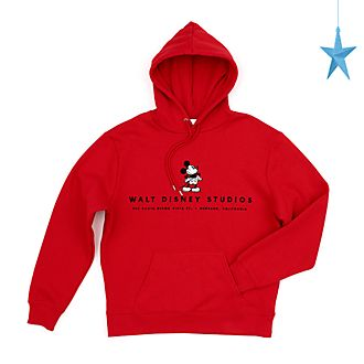 Disney Store Walt Disney Studios Hooded Sweatshirt For Adults