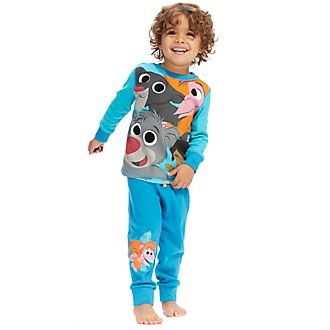 Disney Store Pyjama Le Livre de la Jungle pour enfants, Furrytale Friends