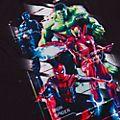 Disney Store Pyjama Avengers: Infinity War pour enfants