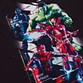 Pijama infantil Vengadores: Infinity War, Disney Store