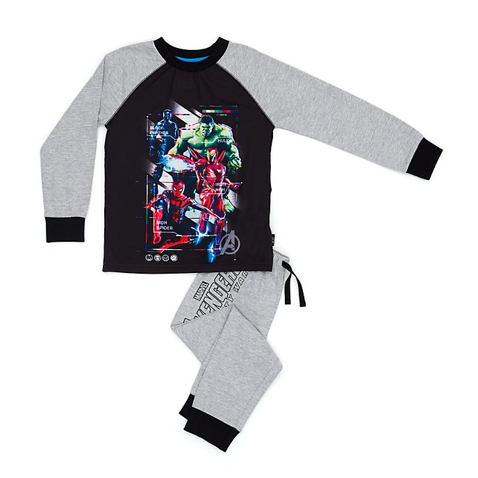 Disney Store - The Avengers: Infinity War - Pyjama für Kinder