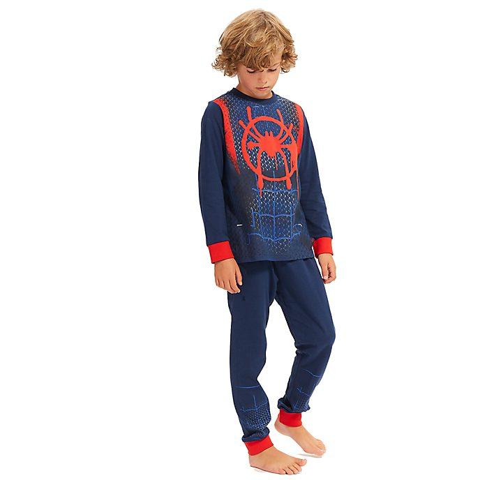 Disney Store Miles Morales Costume Pyjamas For Kids