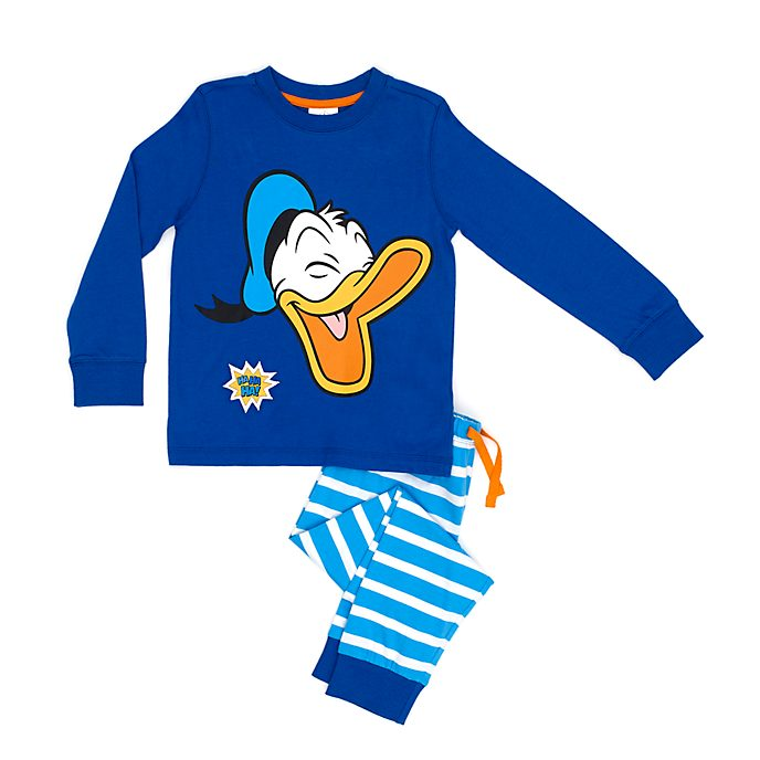 Disney Store Donald Duck Pyjamas For Kids