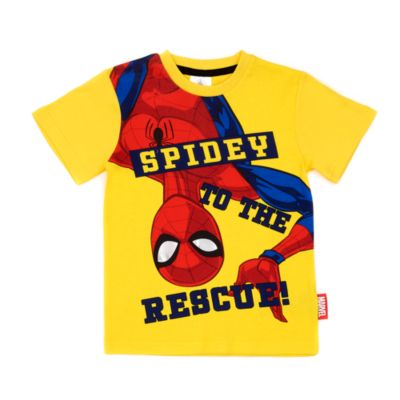 Disney Store - Spider-Man - Kurzärmeliger Pyjama