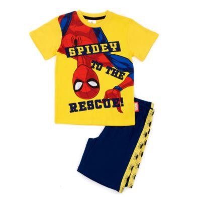 Pigiama corto Spider-Man Disney Store