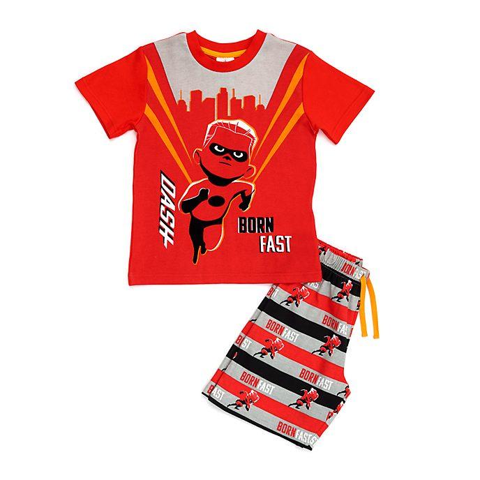 Disney Store Dash Shortie Pyjamas For Kids, Incredibles 2