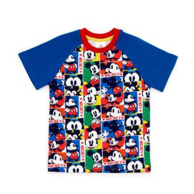Disney Store - Micky Maus - Kurzärmeliger Pyjama