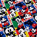 Pijama corto Mickey Mouse, Disney Store